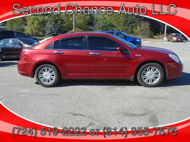 2007 Chrysler Sebring Limited 6-Speed Automatic
