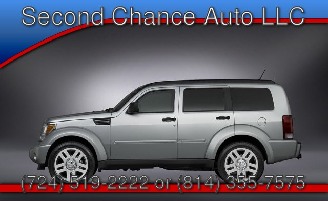 2011 Dodge Nitro SE 4WD 4-Speed Automatic