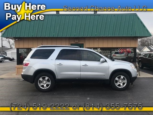 2009 GMC Acadia SLE-1 FWD 6-Speed Automatic
