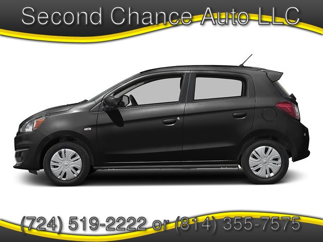 2017 Mitsubishi Mirage ES 5M 5-Speed Manual